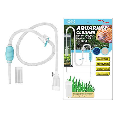 The 14 Best Aquarium Gravel Vacuum Cleaners 2020