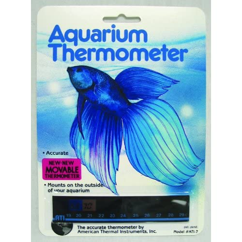 The 11 Best Aquarium Thermometers Reviews And Guide 2020