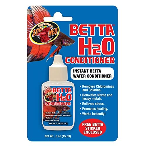 Best Betta Water Conditioner 2020: How Much Betta Water Conditioner Do I Use?