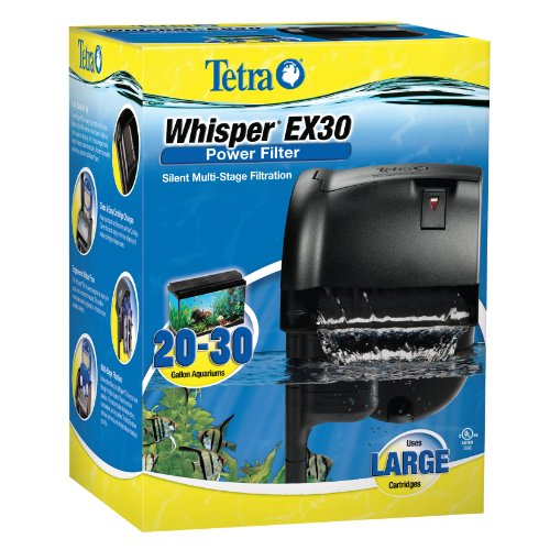 List of 10 Best Filter for 30 Gallon Aquarium (2020 Reviews)