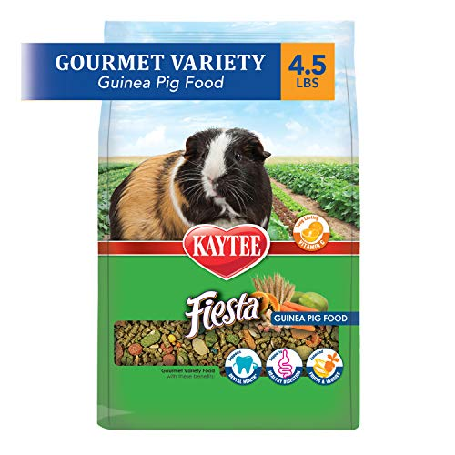 Best Guinea Pig Food - The 10 Healthiest Foods for Guinea Pigs 2020